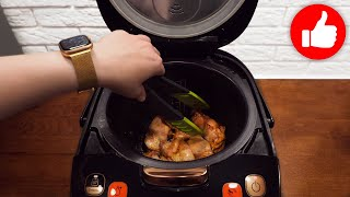 Готовила на ужин уже 1000 раз все равно не надоедает Просто но родные обожают Курицу в мультиварке