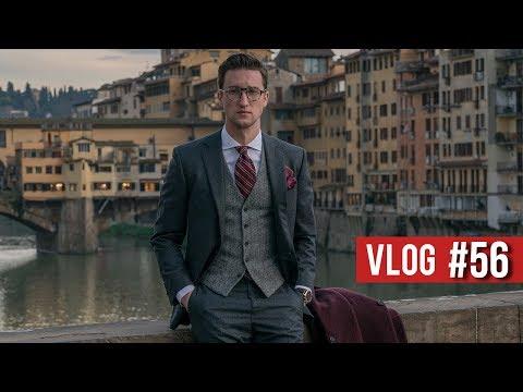 The Best Italian Menswear Inspiration | Pitti Uomo | Vlog #56