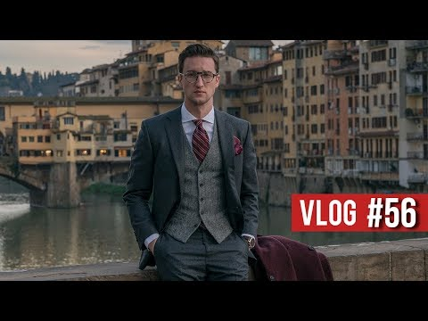 The Best Italian Menswear Inspiration | Pitti Uomo | Vlog #56
