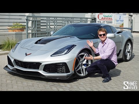 The Corvette ZR1 is the Fastest Vette Ever! | TEST DRIVE