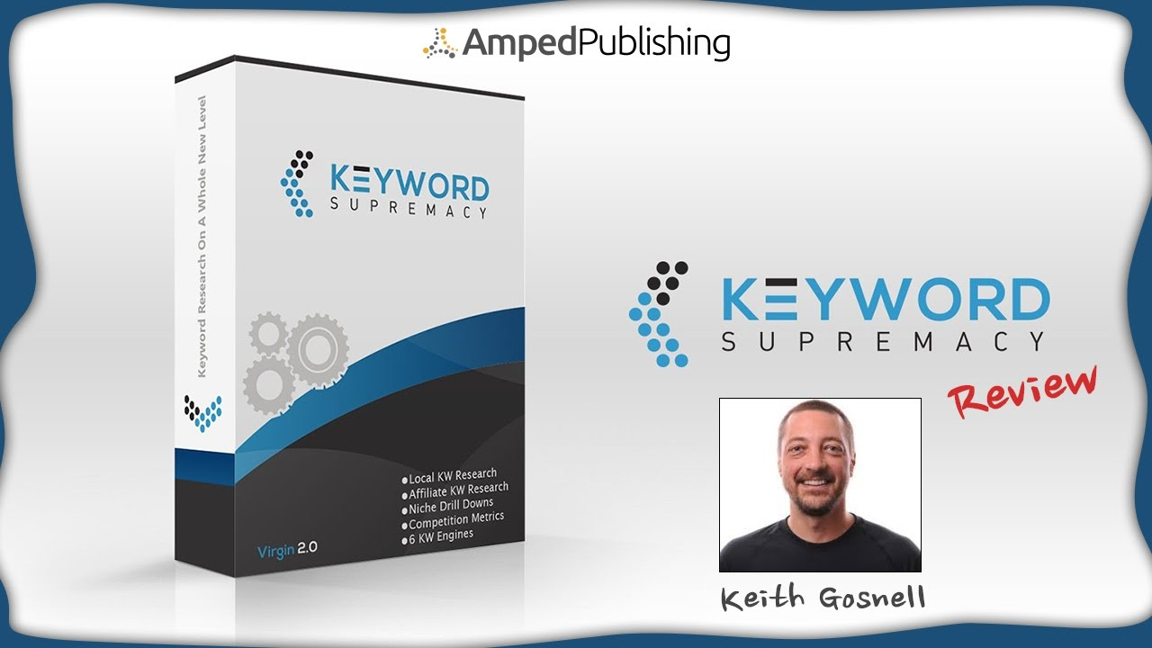 Keyword Research Tool - Keyword Supremacy Review