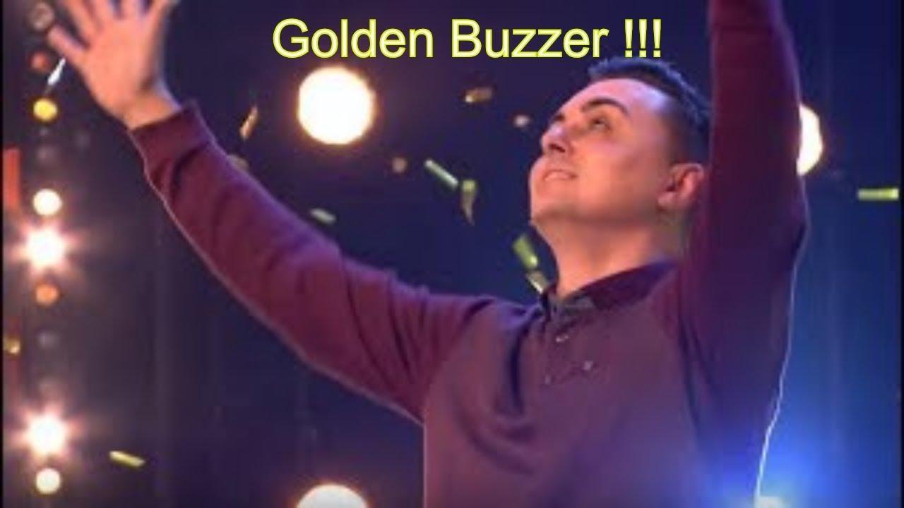 Marc Spelmann ?Golden Buzzer? Britain's Got Talent - YouTube