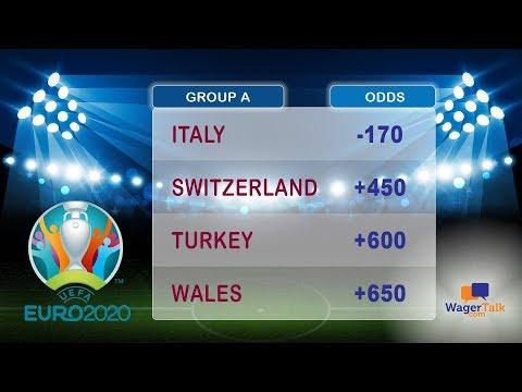 Euro 2020 Predictions And Odds | UEFA European Football Championship (Jun 12 – Jul 12)