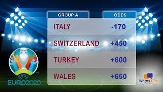 Euro 2020 Predictions and Odds UEFA European Football Championship Jun 12 2020 Jul 12 2020