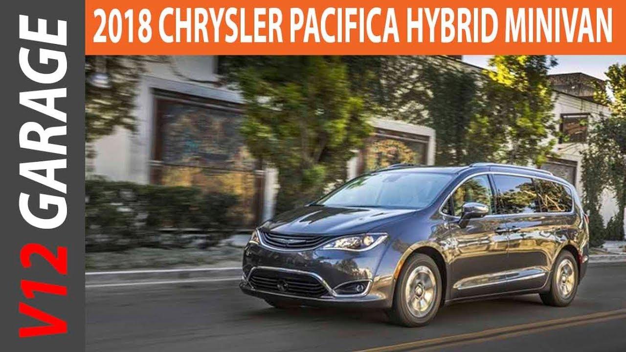 2018 chrysler pacifica hybrid minivan review youtube. Black Bedroom Furniture Sets. Home Design Ideas