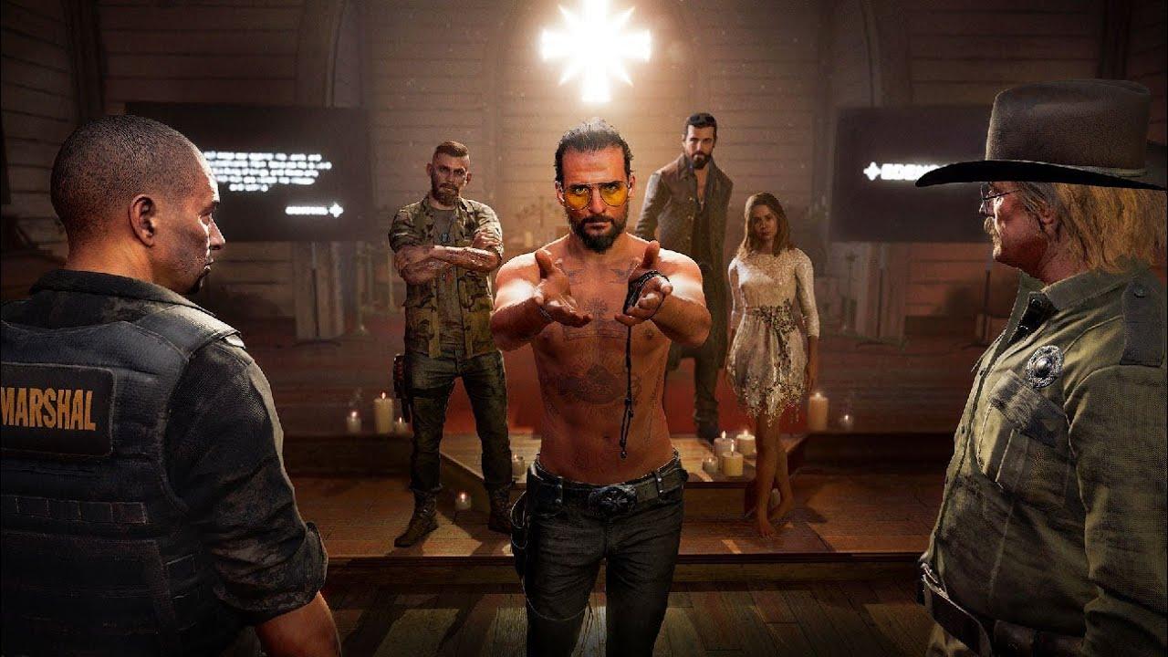 Far Cry 5 – Los primeros 15 minutos