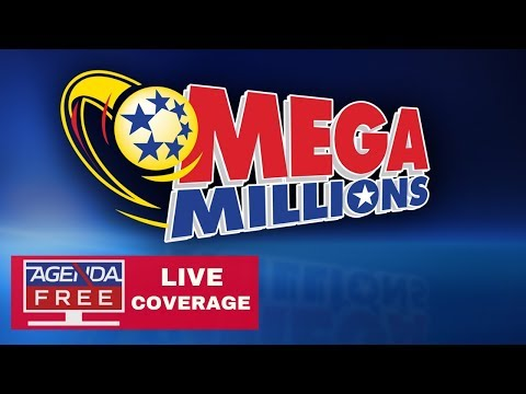 Mega Millions Drawing - LIVE COVERAGE