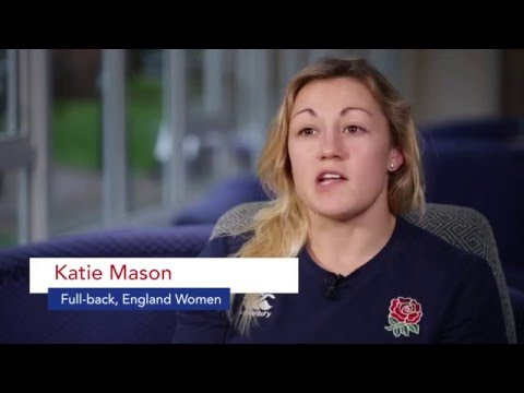My Rugby Journey with England Women | Women's Six Nations