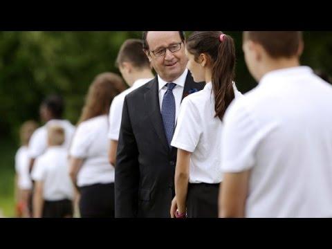 Francois Hollande's hair-raising scandal
