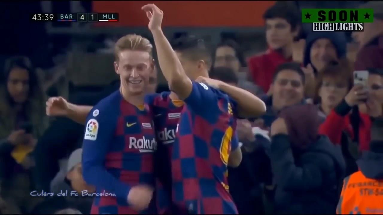 Download FC Barcelona vs RCD Mallorca - 5-2 - All Gоals & Hіghlіghts