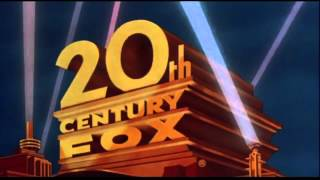 20th Century Fox logo (1981) [with extended fanfare]