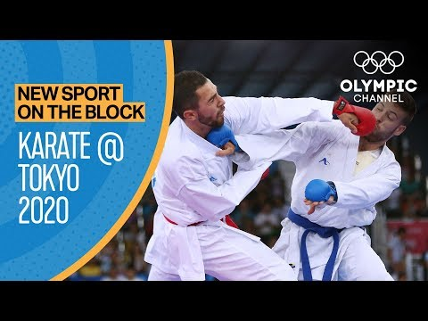 Karate at the Tokyo 2020 Olympic Games | New Sport on the Block