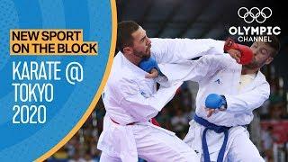 Karate - Tokyo 2020 | New Sport on the Block