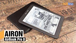 AirBook Pro 8 — обзор ридера