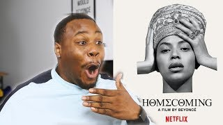 "BEYONCE ""HOMECOMING"" NETFLIX DOCUMENTARY REACTION!!"