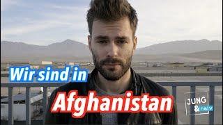 Wir sind in Afghanistan