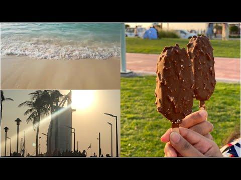 Weekend in Dubai | Jumeirah beach | Movie Time