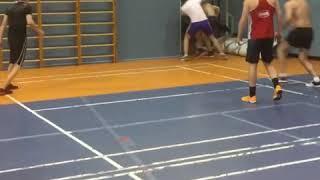 Тренировка по боксу в Москве