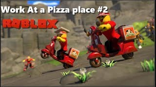 ROBLOX Work at Pizza place Day Tune
