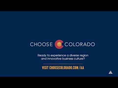 Colorado Office of Economic Developement and International Trade  on TALK BUSINESS 360 TV