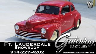 1947 Ford Super Deluxe - Gateway Classic Cars of Ft. Lauderdale #888