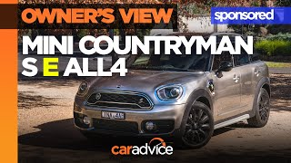 2019 Mini Countryman S E ALL4 review | The Owners' View (Sponsored)