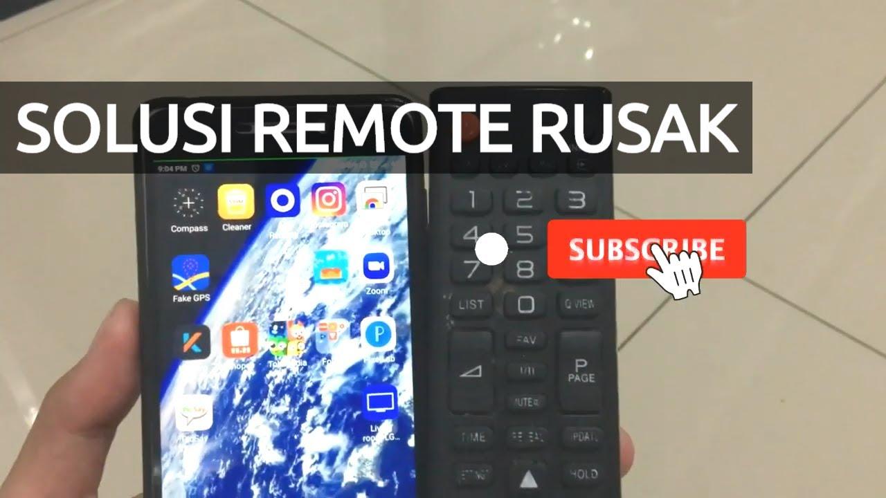 Remote Tv Android Ubah Hp Jadi Remote Tv Cara Menggunakan Mi Remote Youtube