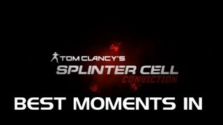 Best Moment In   Splinter Cell Conviction - Flag Pole