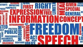 """""""Wat is Vrijheid van Meningsuiting"""""""