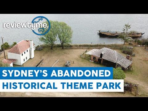 Australia's Abandoned Theme Park - Old Sydney Town | HistoryTyme