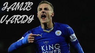 SPORT TV 1 HD - Jamie Vardy - All 24 Goals & Assists 2015/2016