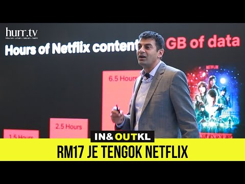 RM17 Je Tengok Netflix? | In & Out KL