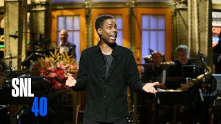 Chris Rock Monologue - Saturday Night Live