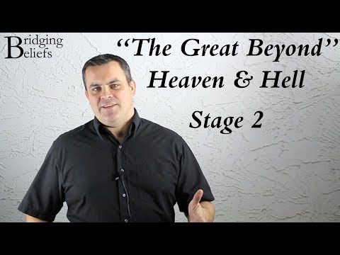 """The Great Beyond 2: """"Heaven"""" and """"Hell"""" in the Bahá"""