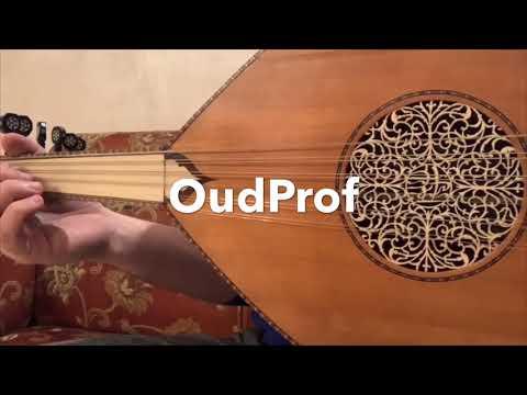 Oud Modulations On D تقاسيم عود على الري