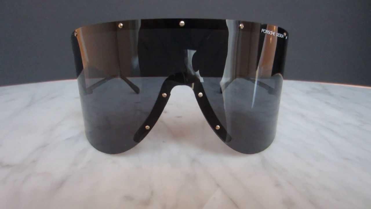b9ed6578401 Gold Carrera Porsche Design 5620 Sunglasses Yoko Ono Lady Gaga Kim  Kardashian Will I Am Kool Moe - YouTube