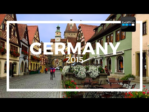 GoPro Germany Travel Video