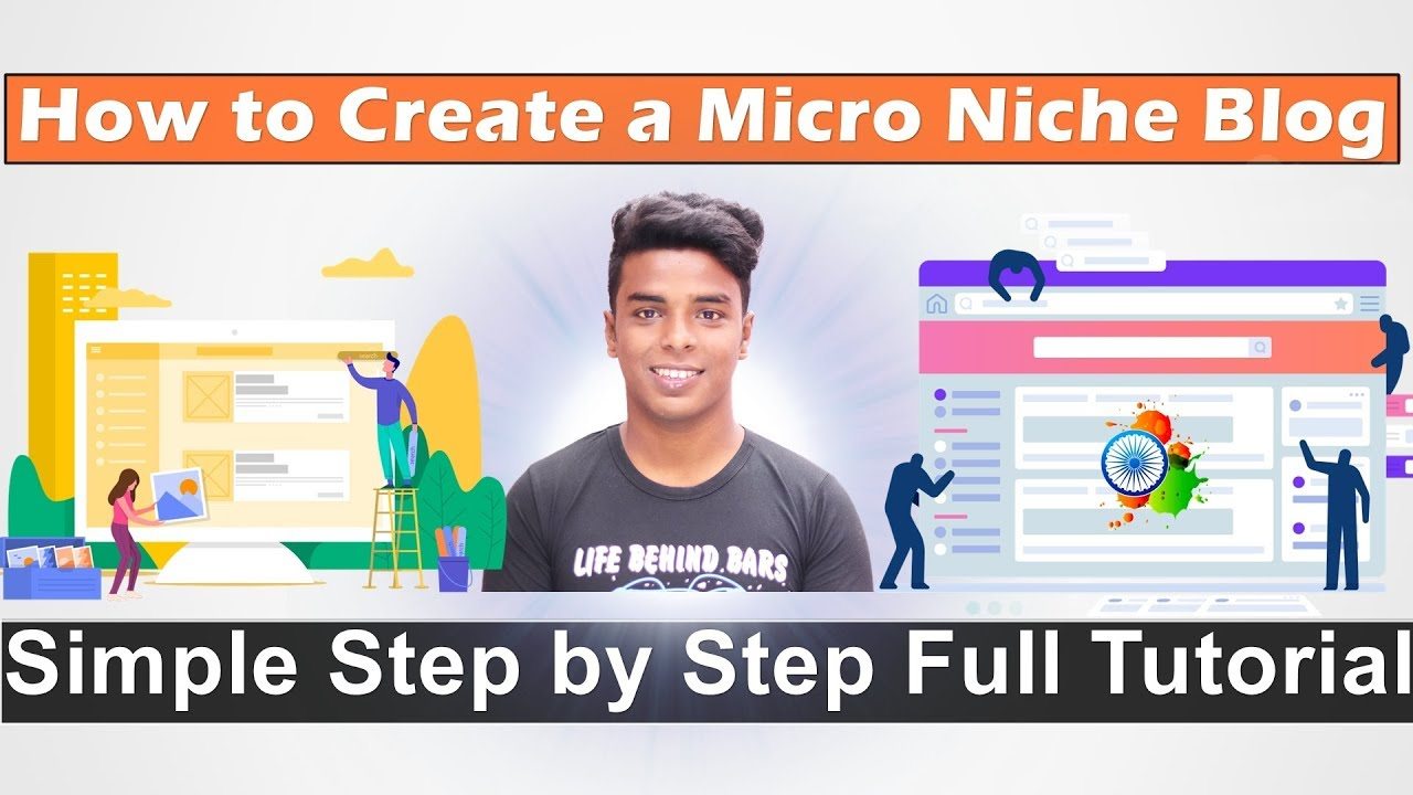 How to Create a Micro Niche Blog on WordPress Step by Step Full Tutorial