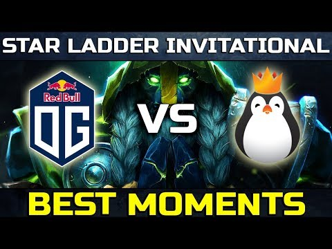 Team OG vs Team Kinguin StarLadder EU Qualifiers - Dota 2