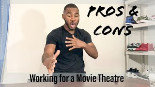 Pros & Cons: Working For a Movie Theatre
