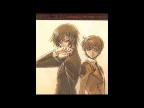 Code Geass Lelouch of the Rebellion OST - 17. Occupied Thinking