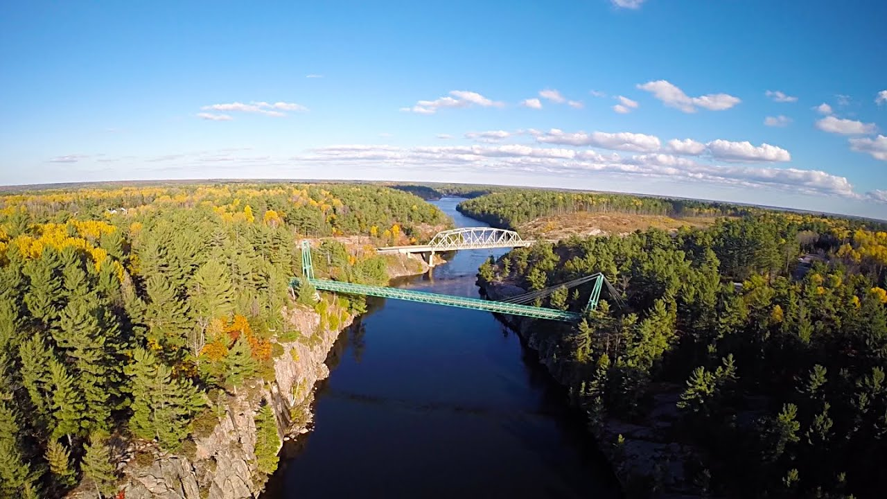 ontario landscapes awesome aerial