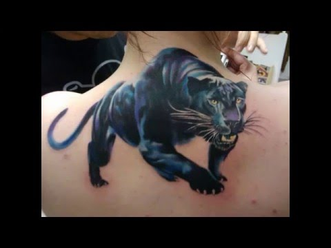Tatuajes De Panteras Ideas Y Para Tu Tatuaje Youtube