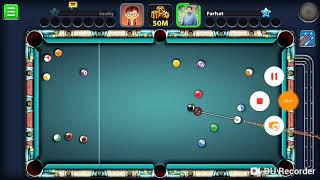 8 ball pool game playing