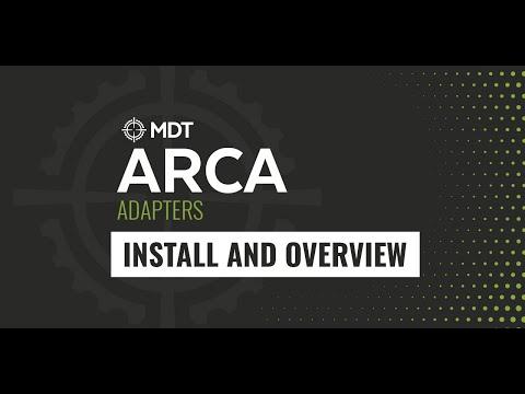 Repeat Area 419 Universal ARCA Rail by Jon Area 419 - You2Repeat