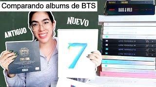 Comparando todos los ALBUMS DE BTS!
