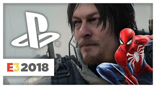 E3 2018: What To Expect From Sony