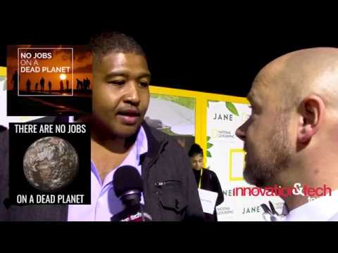 "Omar Benson Miller Interview - ""JANE"" Premiere"