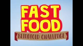 The Fast Food Blindfold Challenge |  Gabriel Iglesias