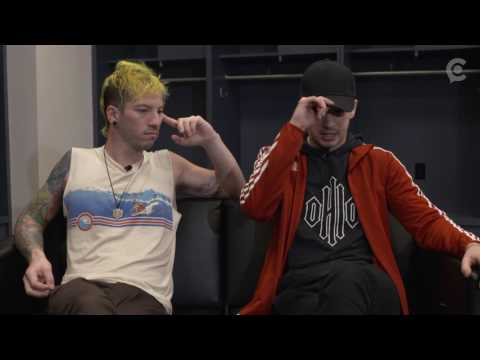 Twenty One Pilots Talk The Return Of Blurryface